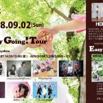 9/2 Easy Going! Tour in 静岡 supported by Hotty&Rhythm