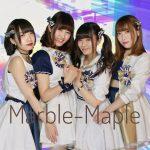 ●11/10(日) Marble-Mapleワンマンライブ